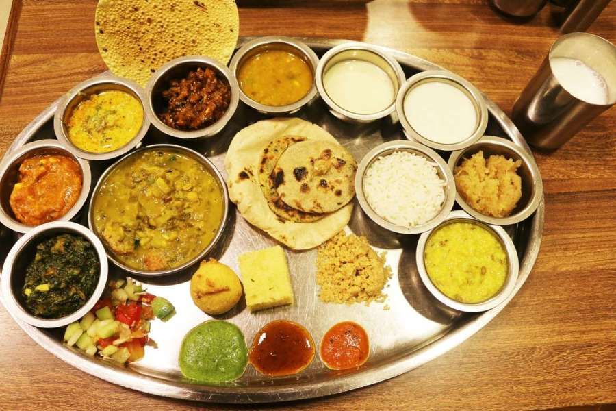 Perfect place with Pure Rajasthani and International Food