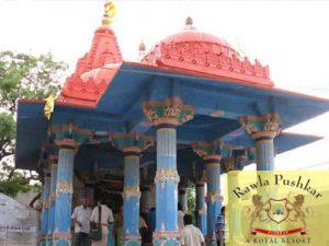 Brahmaji-Temple-Pushkar