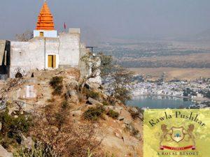 Savitri-Temple-Pushkar-Raja