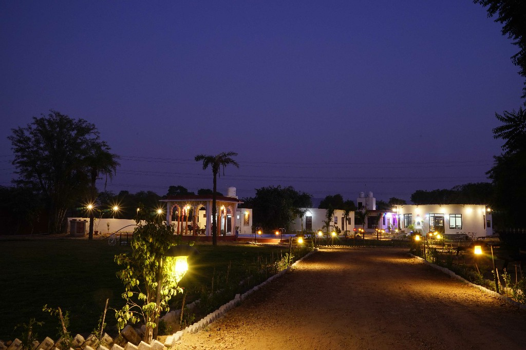 Rawla Pushkar Resort Rajasthan India