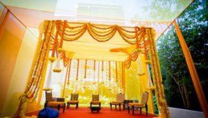 Marriage Party Arrangements