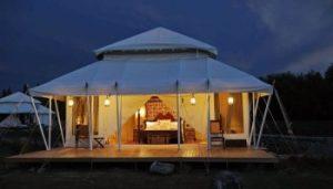 Camp Tent Safari